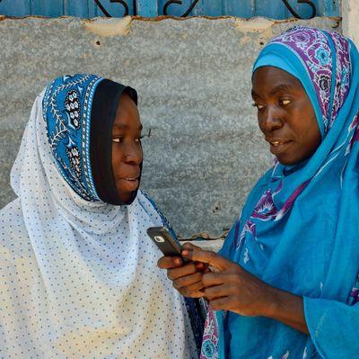 d-tree international community health worker