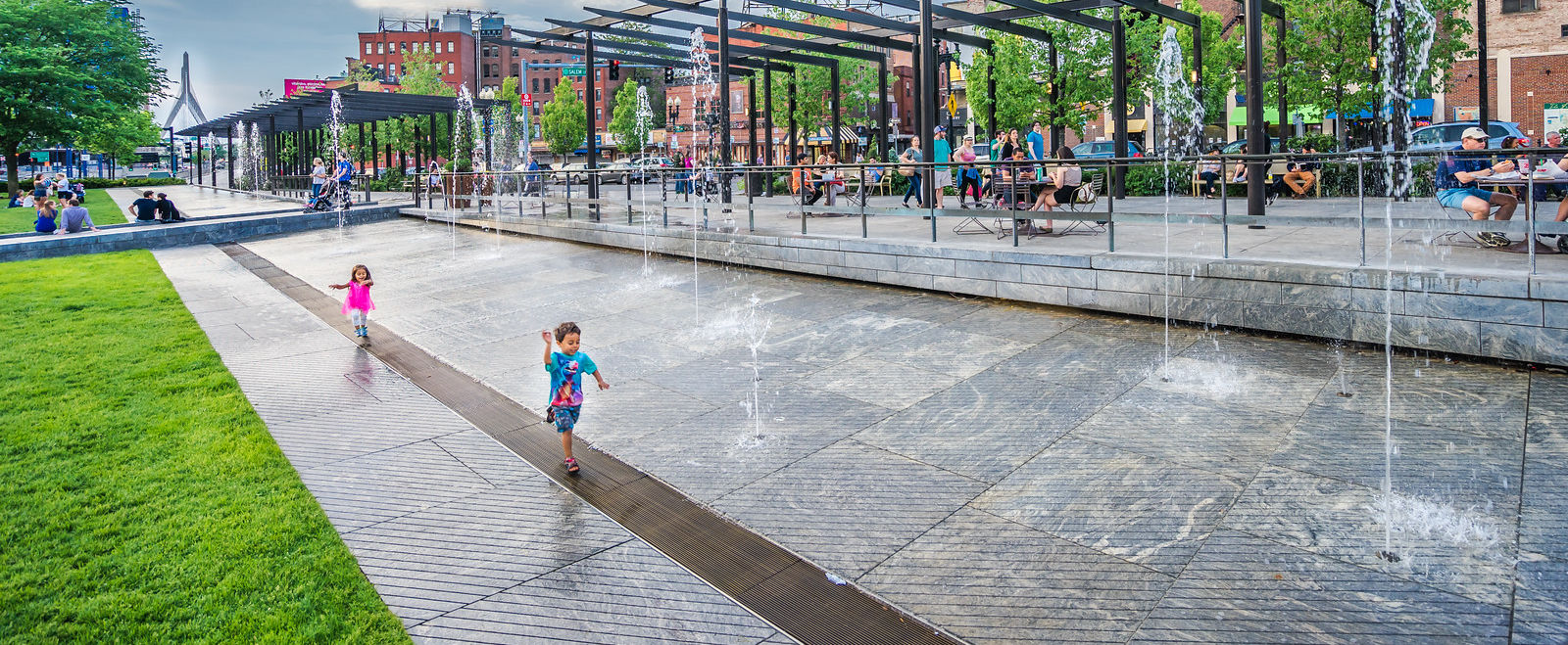 Rose Kennedy Greenway, Boston, Creative Placemaking
