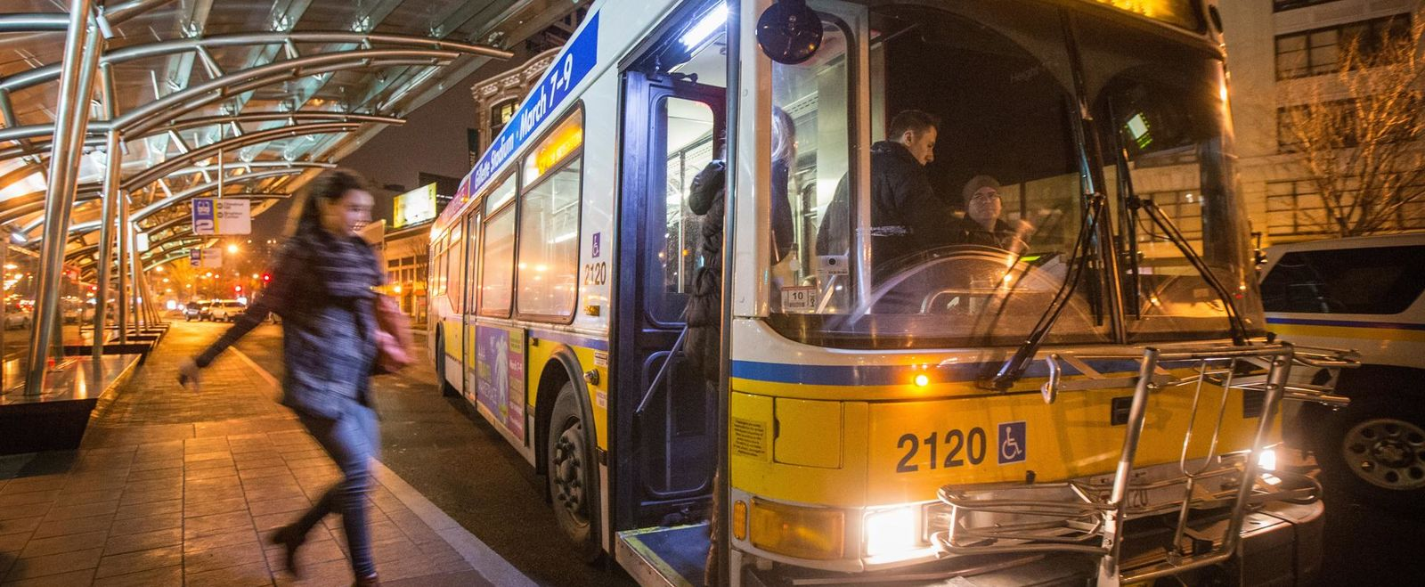 Boston Buses