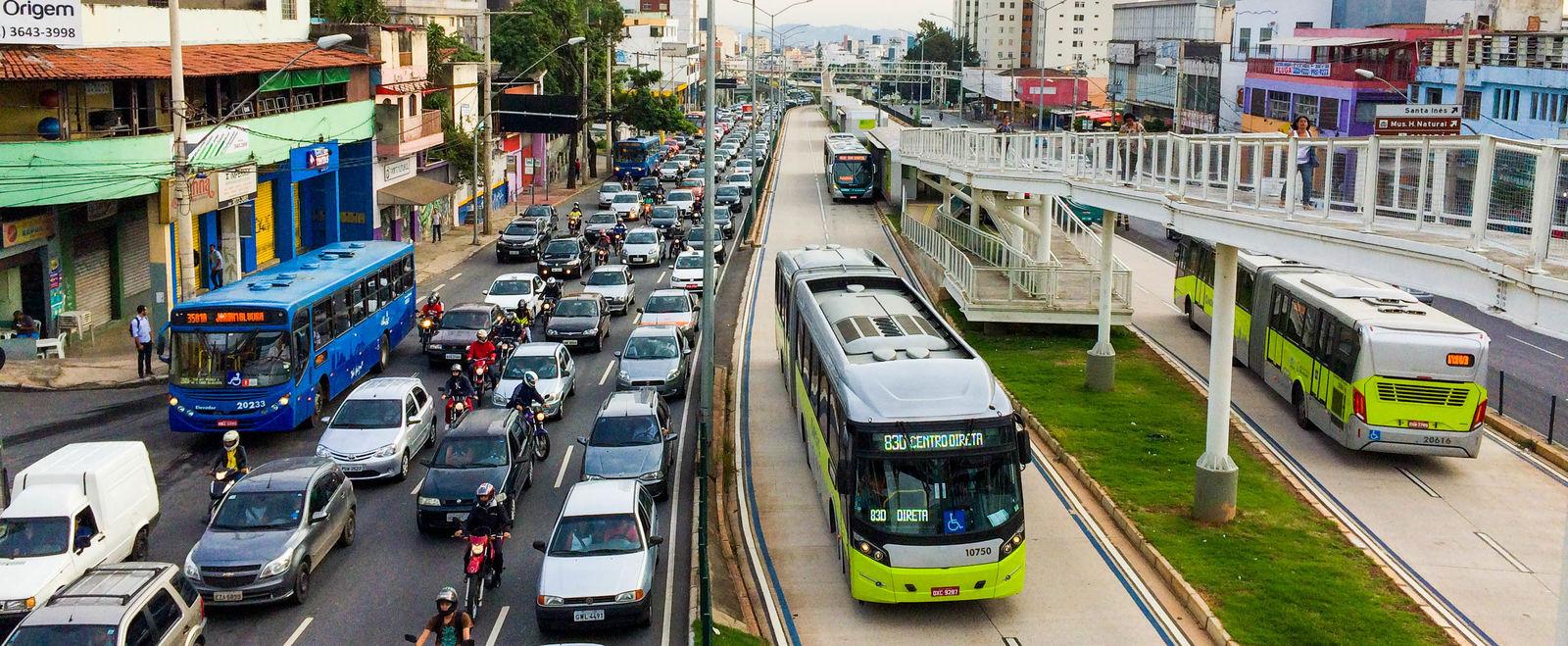 BRT in Mexico City