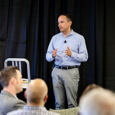 Jim Canales at 2017 Boston Mobility Summit