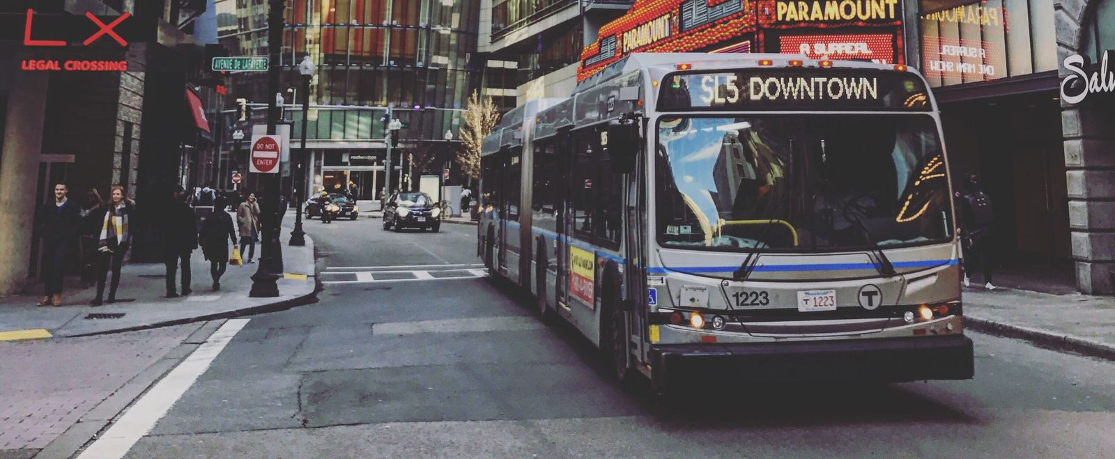 BostonBRT, Beauty and the Bus