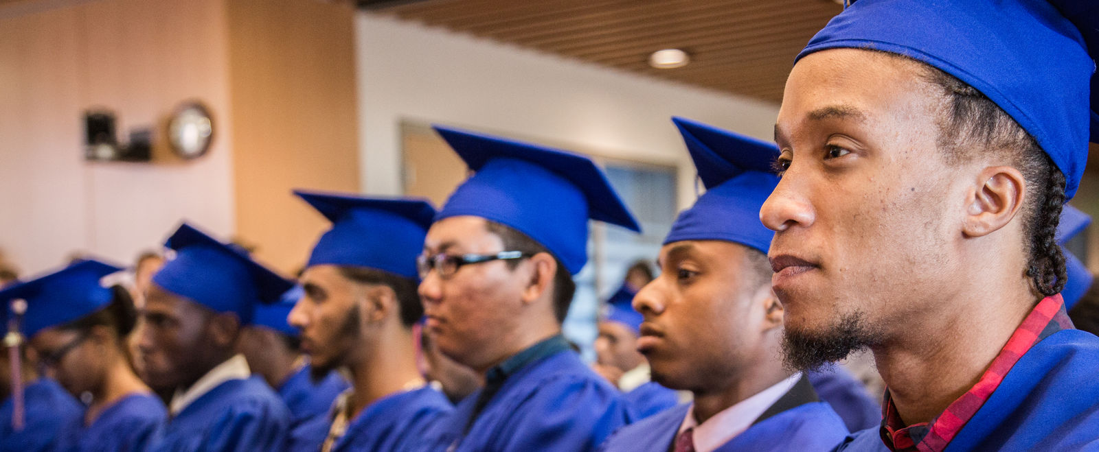 College Bound Dorchester Graduation