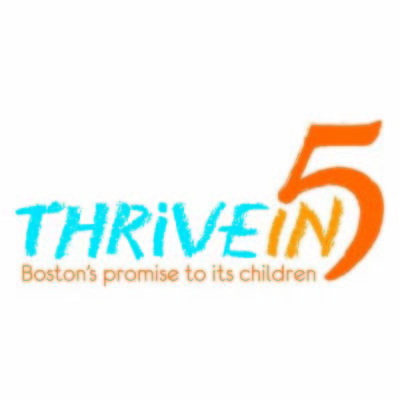 Thrive in 5 Logo