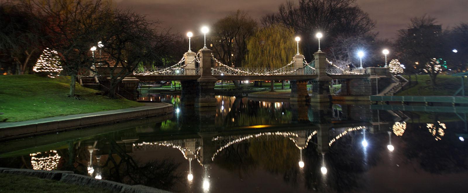 Boston Commons Bridge