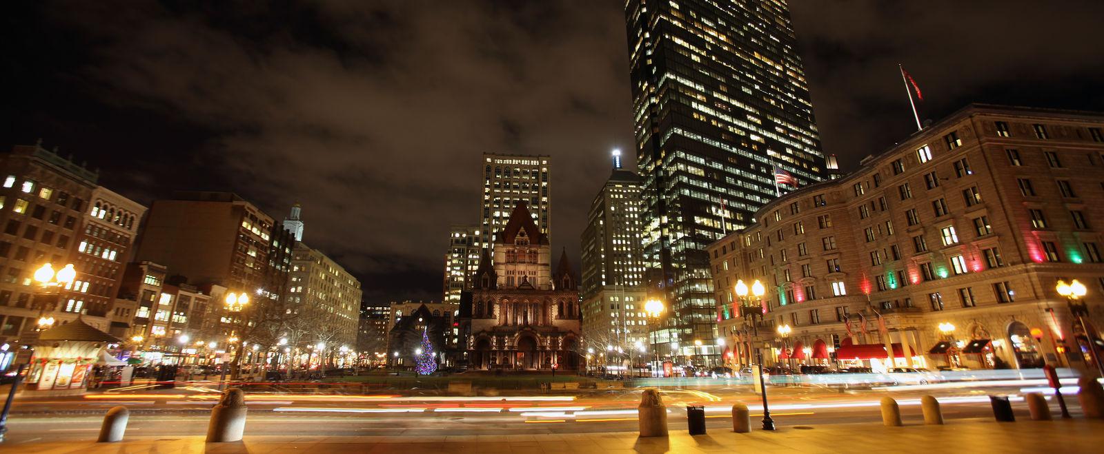 Boston Copley Square