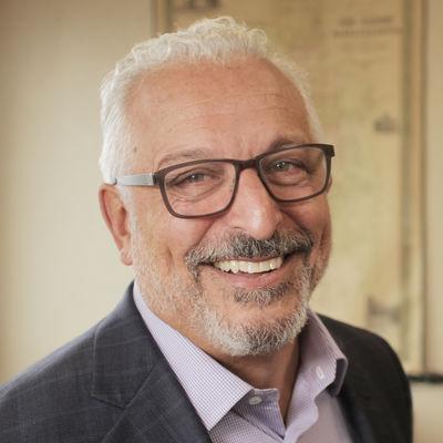 John Vasconcellos Headshot