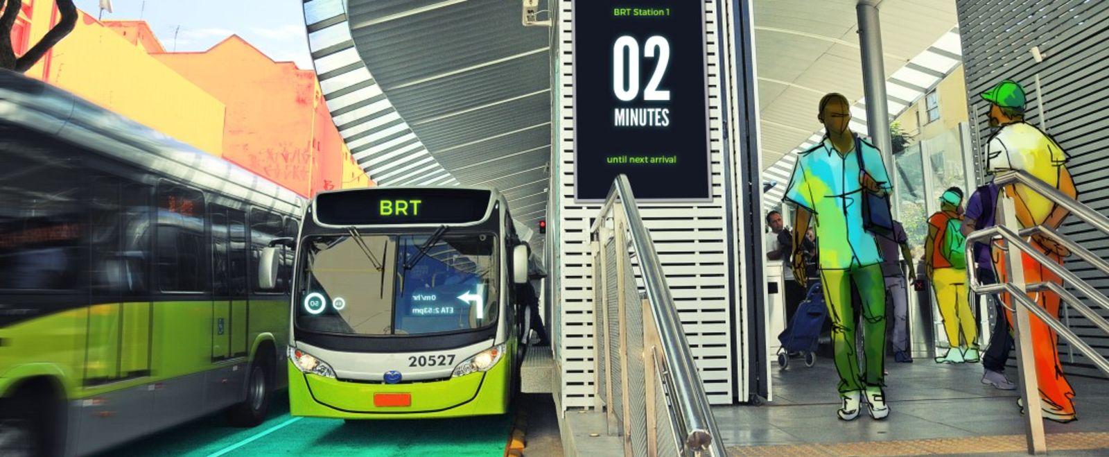 BRT Report Cover