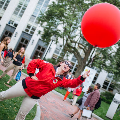 City Year Balloon