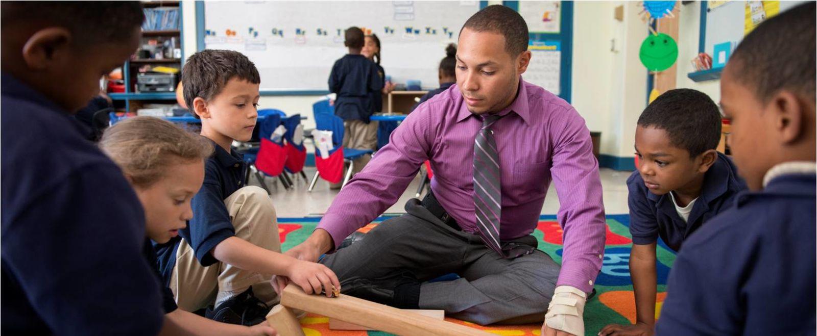 Boston Teacher Residency