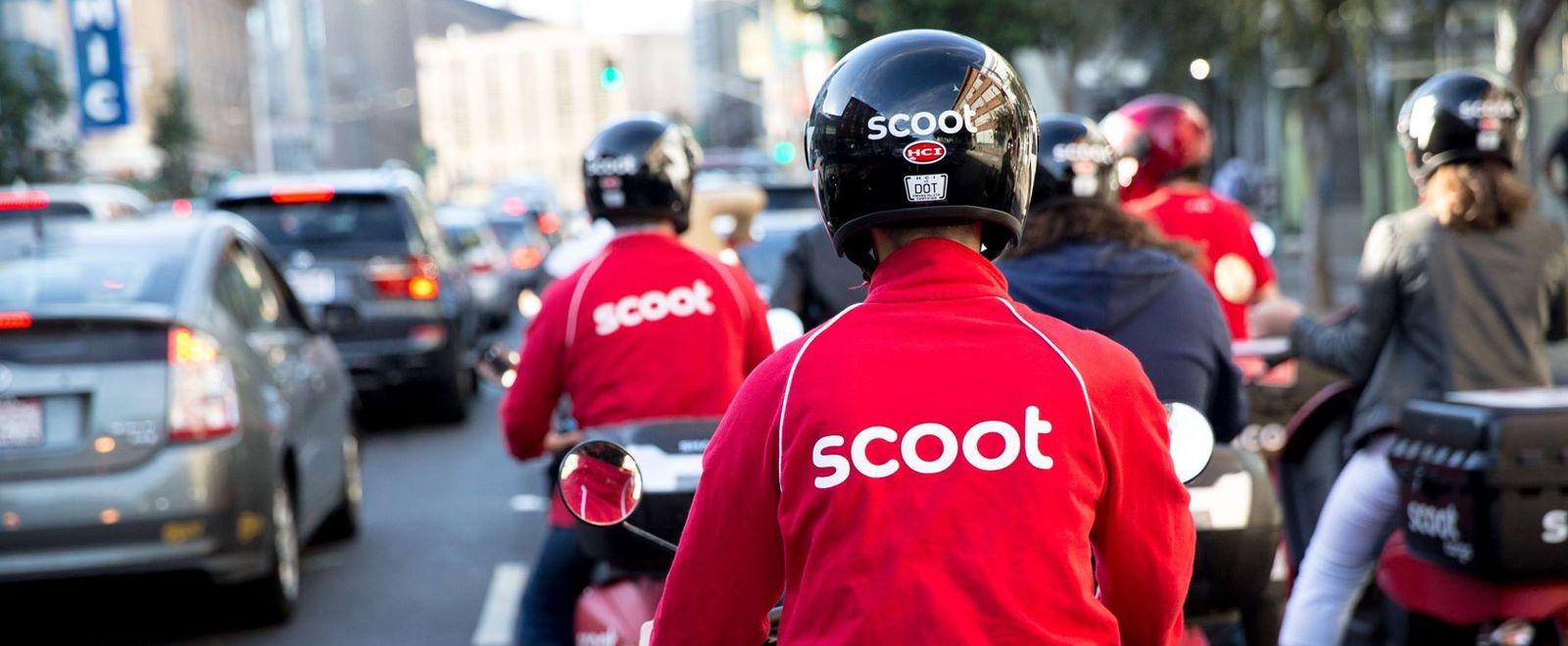 Scoot transportation