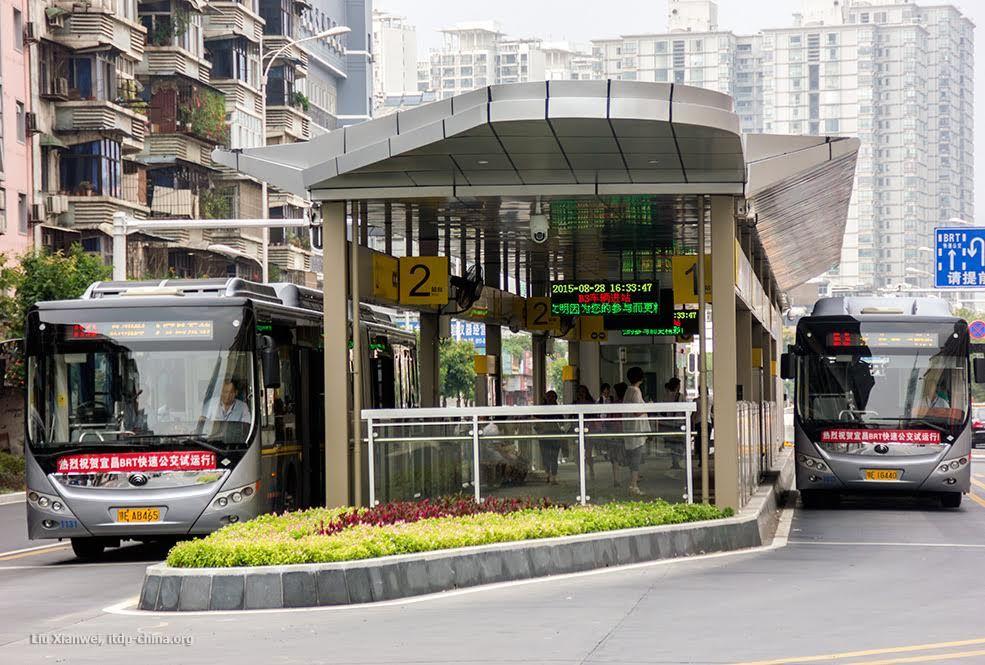 BRT Station Design