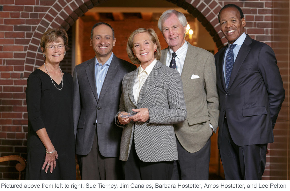 Barr Foundation Board of Trustees