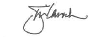 Jim Canales Signature