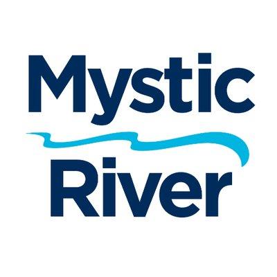 mystic river square logo