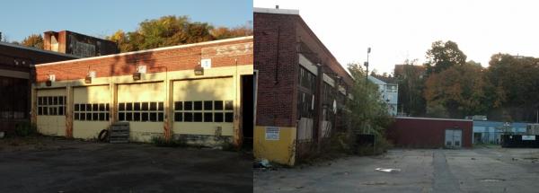 Bartlett Yard