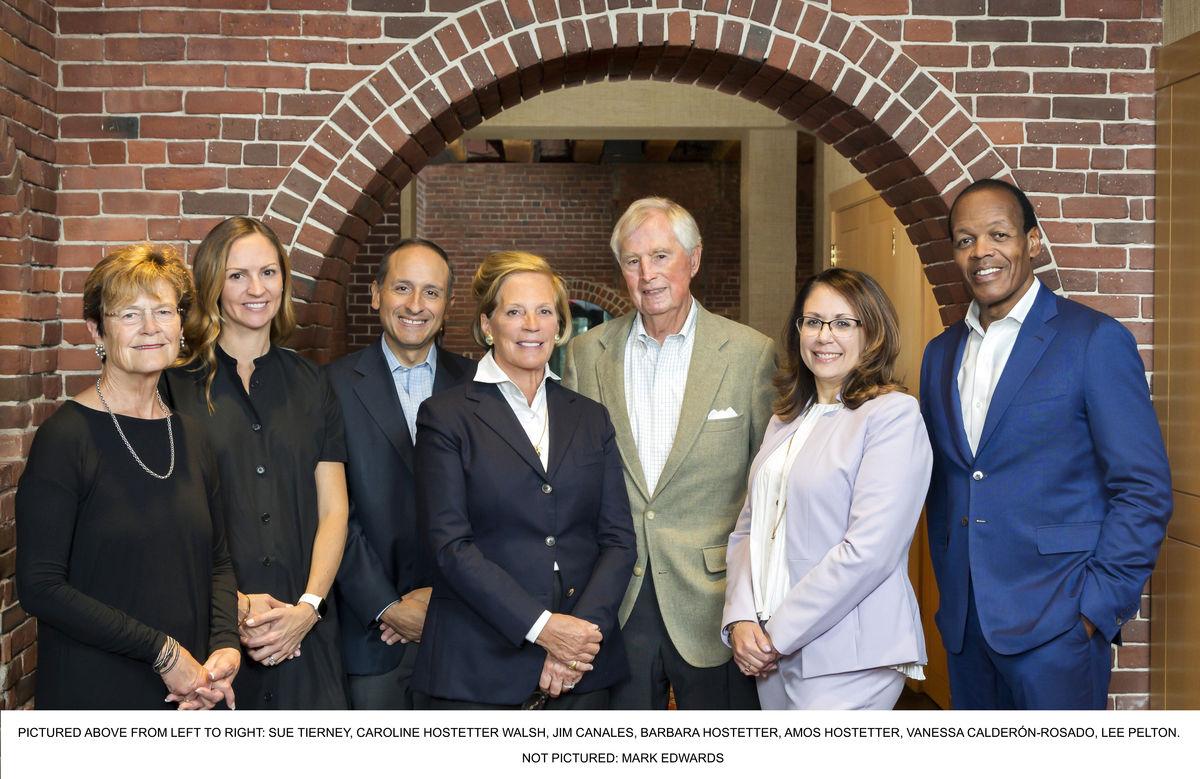 trustees group photo 2019