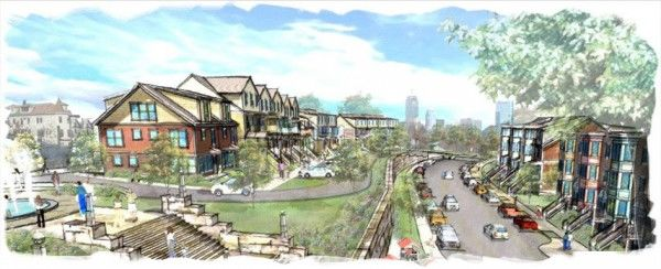 A Rendering of Bartlett Place (from bartlettplace.net)